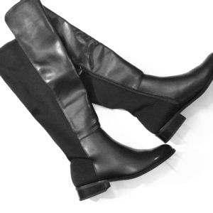 "Black Boots ""NEW"""